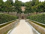 Surroundings- Fortezza Medicea, Medicean Fortress