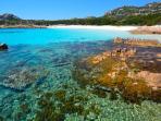 Le incredibili trasparenze dell'Arcipelago maddalenino