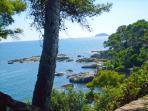 Die Buchten von Fiascherino