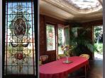 salon de thé - Teesalon und Frühstückszimmer
