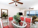 Bright and spacious - this condo is a treat!