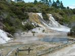 Orakei Korako - a No.1 ranked geothermal experience by lonely planet