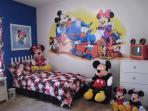 Chidrens themed room