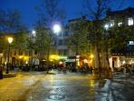 place carnot at night