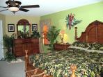 Jungle Master Suite