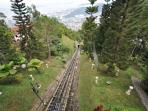 2.7km away from Penang Hill Cable Car Station