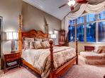 Boulder Ridge Haus Master Suite Breckenridge Lodging Luxury