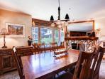 Tyra Streamside Dining Area Breckenridge Lodging