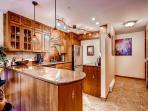 Tyra Streamside Kitchen Breckenridge Lodging