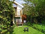 Your private and secluded garden