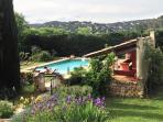 Espace et Calme piscine, cuisine et wc