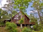 'Amazing Views' 2 bedroom Cabin
