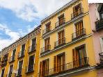 Edificio histórico Madrid