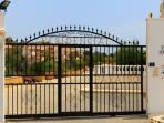 Secure Gated Complex
