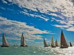 World class sailing! The Marinas of Sotogrande and La Duquesa are located just minutes away