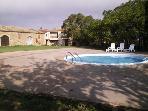 Mas Ferrer Pages.15km to Costa Brava beach + pool
