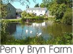 Pen Y Bryn Farmhouse