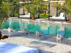 Baldaquins piscine