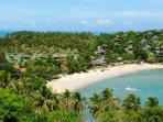 beach samrong bay