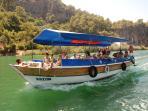 Dalyan Boat Trip