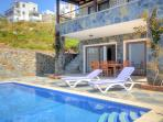 An amazing villa with private infinity pool in the perfect location for the perfect family holiday