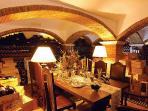 Don Sebastiao Restuarant Lagos (underground wine cellar)