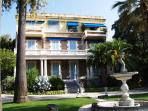 Spacious Cannes apartment