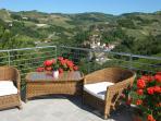 terrazza panoramica / solarium