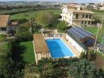 CASA VACANZE CONTEA villa with swimmingpool