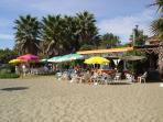 PEPES local beach bar