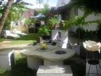 le jardin & ses decors