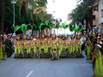 Enjoy the many celebrations and fiestas in Moraira town!
