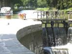 Canal de Midi nearby