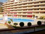 tranquilo apartamento en Playa la Arena