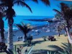 La Playa de la Arena a 100 metros (5 minutos caminando) Bandera Azul