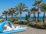 Fuengirola and La Cala beaches 10 Minutes Drive