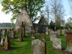 The Auld Kirk - Alloway village