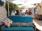 Cafe society Kalkan