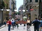 San Telmo Market (1100m) to the south