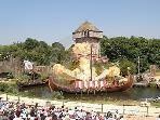 Viking Show at the Grand Parc of Puy du Fou