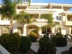 Aphrodite Sands Resort Apartment Block