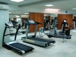 Complimentary Gym onsite