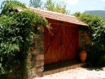 Fig Garden Entrance