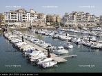 Fabulous marina, lined with restaurants and entertainment.