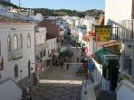Albufeira Old Town