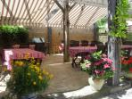 Eating terrace
