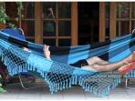Do nothing and than....rest on hammocks along the verandas !