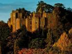 Dunster Castle - 5 mins drive