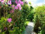 The path to your garden