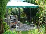 Grillplatz / barbecue area